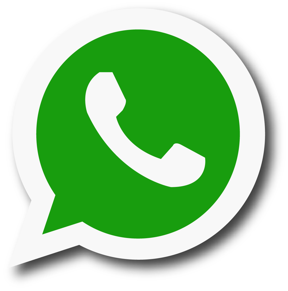 whatsapp logo transparente
